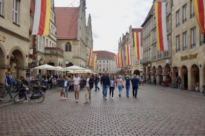 City of Münster exploring geothermal for heating network