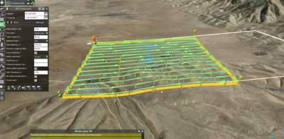 Accelerating geothermal exploration with drone based survey in Nevada