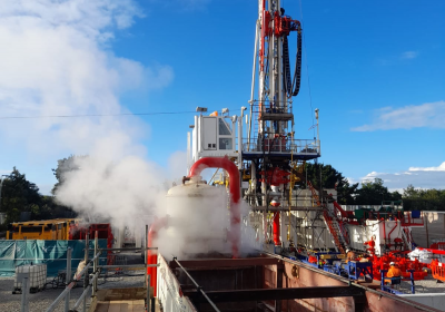 Tender – steam separator, United Downs Geothermal Project UK