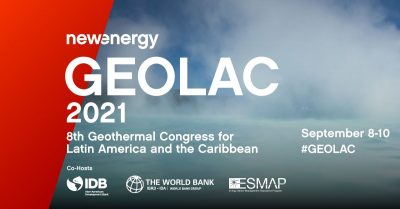 8th Geothermal Congress for LatAm and Caribbean, Sept. 8-10, 2021