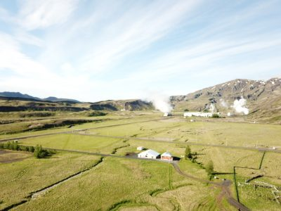 Promising new well at Nesjavellir geothermal plant, Iceland
