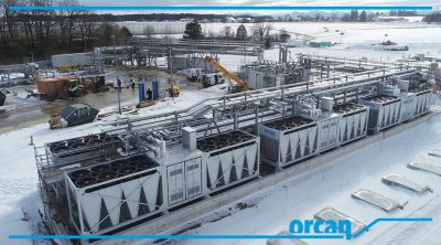 Orcan Energy implements first geothermal project in Germany