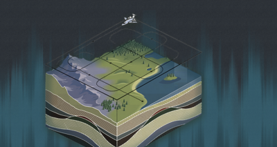 IP deal signed for geothermal rights in airborne survey tech