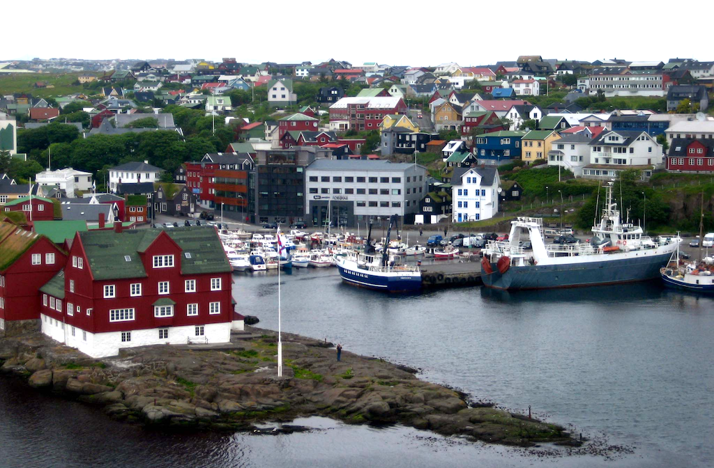 Geothermal energy a heating option for the Faroe Islands?