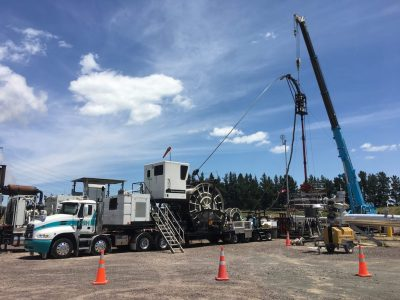 Contact Energy acquires NZ geothermal well service company