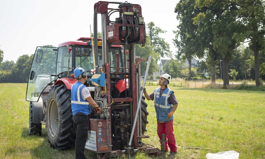 Municipalities join geothermal efforts in Noord Holland, NL