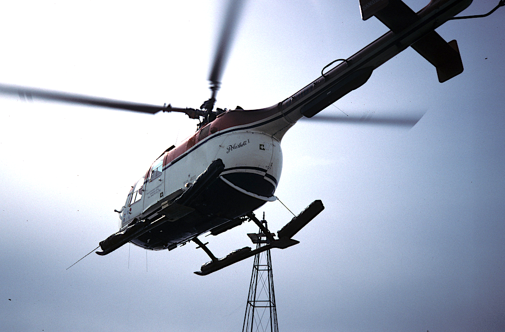 Helicopters to explore geothermal potential in Germany