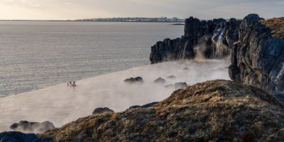 New geothermal lagoon opens minutes from downtown Reykjavik