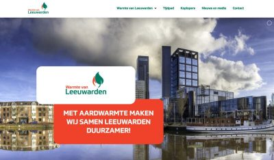 Geothermal heat project kicks off in Leeuwarden, Netherlands