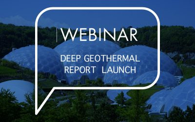 Webinar – REA Report Deep Geothermal, UK – May 19, 2021
