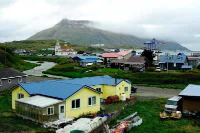 Turning off diesel power with geothermal in Unalaska