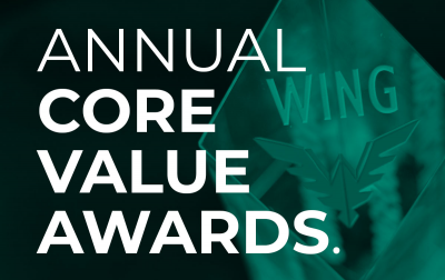 Nominations open for 2021 WING Core Value Awards