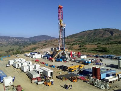 Drilling started for Aluto-Langano geothermal project, Ethiopia