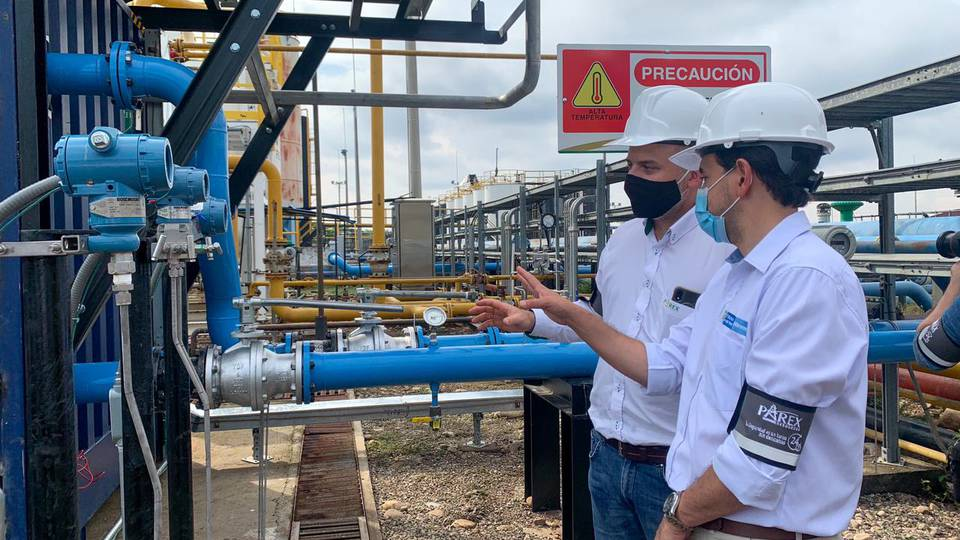 Three geothermal power pilot projects developed in Colombia