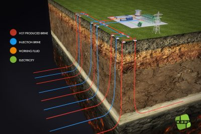 DEEP pushing ahead with 32 MW geothermal power plant