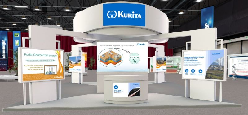 Explore the virtual trade show of GeoTHERM, June 24-25, 2021