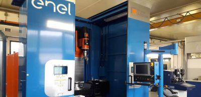 3D printing for technical components of geothermal plants