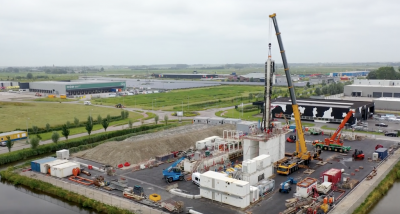 Drilling start imminent for Leeuwarden project, Netherlands