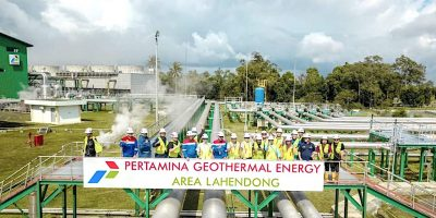 PGE kicks off 500kW geothermal binary project at Lahendong