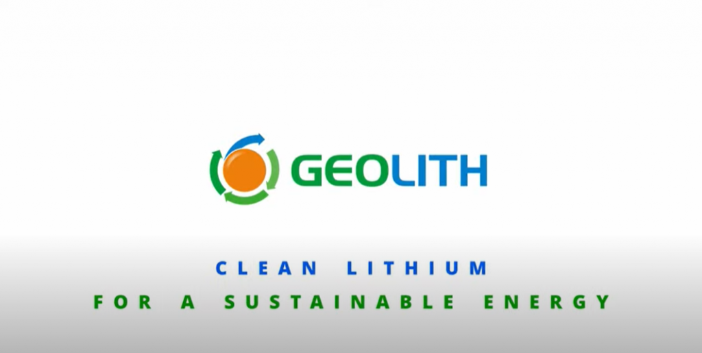 GeoLith raises EUR1.5m for geothermal direct lithium extraction