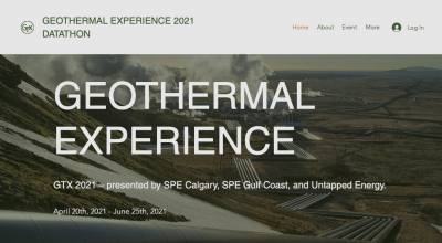 Successful datathon connects geothermal, oil and gas