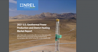 Market insights from 2021 U.S. Geothermal Power & Heating Market Report