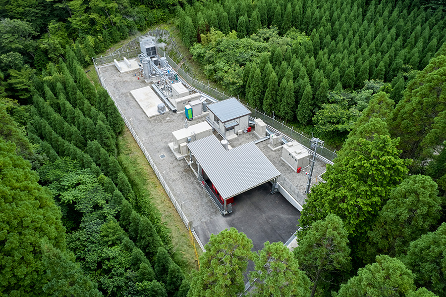 Toyota tapping hydrogen produced with geothermal energy