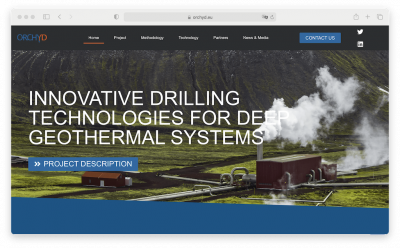 EU-funded research seeks to speed up drilling for deep geothermal