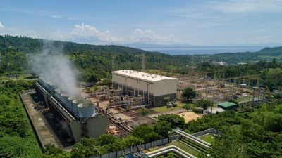 Local electric coop signs geothermal PPA with AboitizPower