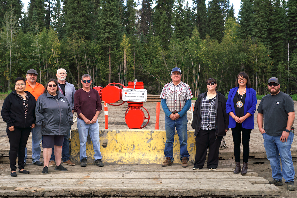 First Nation geothermal project completes first two wells in BC Canada