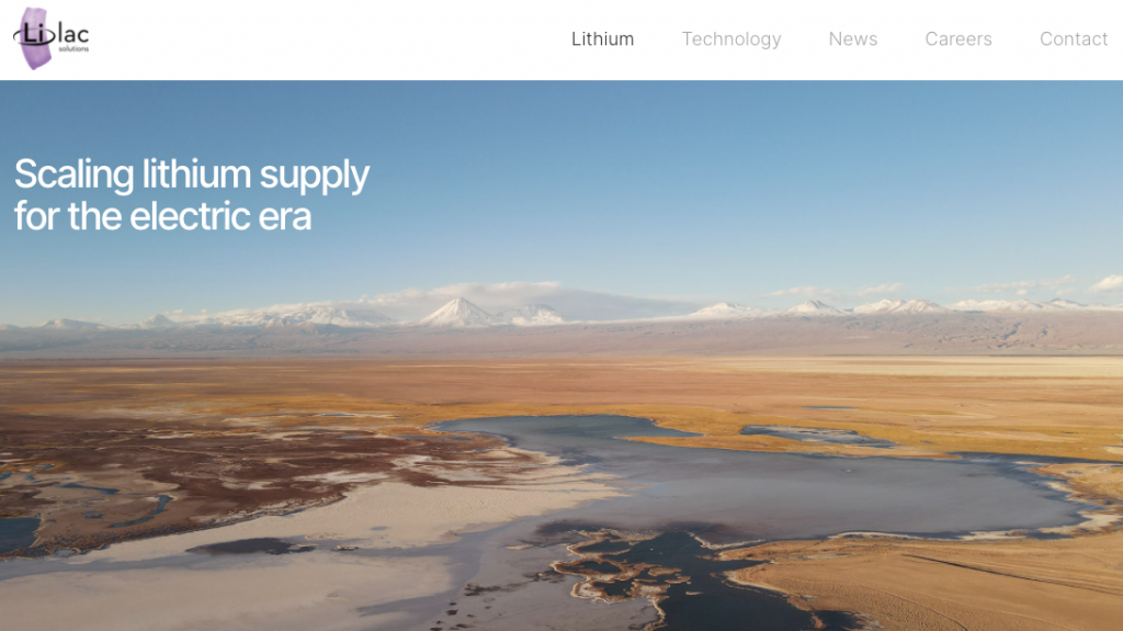 Lilac Solutions secures $150m for its brine lithium extraction technology