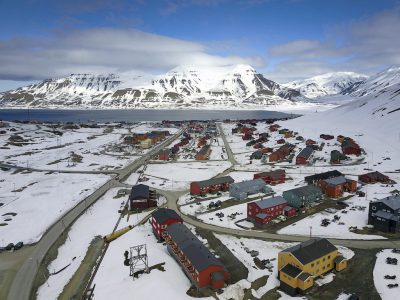 Geothermal could replace coal on arctic island group of Svalbard