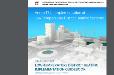Guidebook – low-temperature district heating implementation