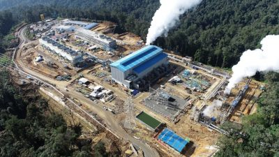 Rantau Dedap geothermal plant to come online before year end