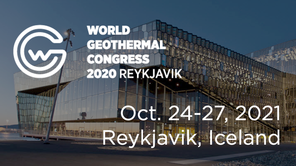 See you in Iceland? WGC2020+1, Oct. 24-27, 2021